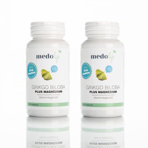 Medolife GINKGO BILOBA + MG DUO Csomag